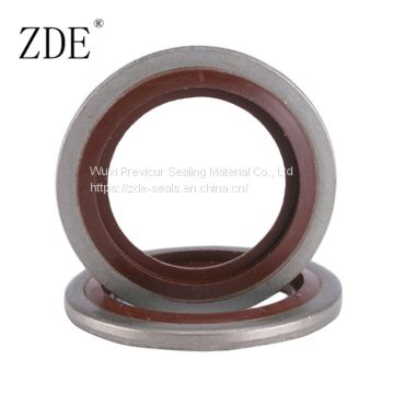 Stainless Steel FKM Bonded Seal Washer