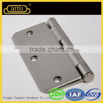 Chinese Suppliers Wooden Door Square Hinge for America