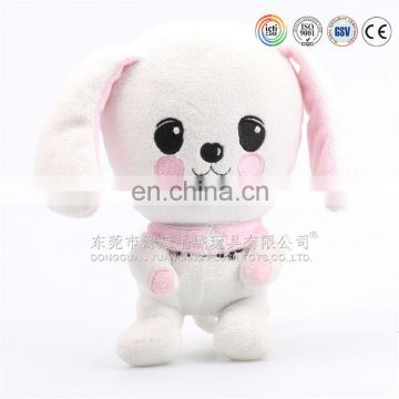 valentine day plush toys pug dog