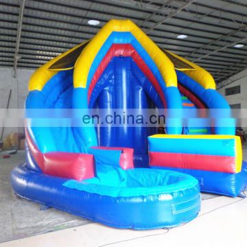 hot giant inflatable water slide