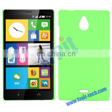 Hard Back Cover for Nokia X2 Oil Coated PC Case for Nokia X2 1013