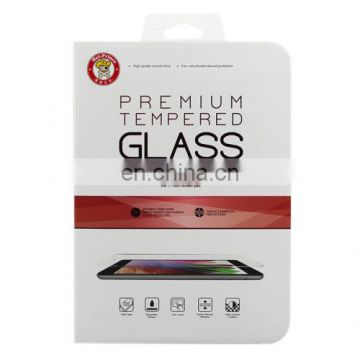 Wholesale Explosion Proof 0.3mm Screen Protector,ultra thin 9h hardness Tempered Glass Film Cover for iPad mini