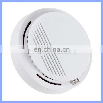 9v Battery Operated Photoelectric Smoke Alarm Detector Of Security