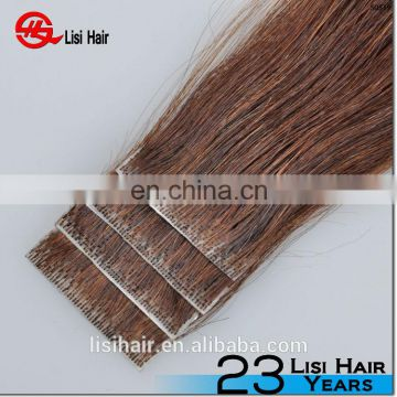 YBY High Top quality invisible tape hair extensions