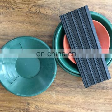 Hot sale 14 Inch Plastic Gold Pan