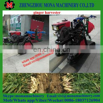 low price ginger harvester for sale