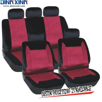 DinnXinn Toyota 9 pcs full set woven car dog seat cover supplier China