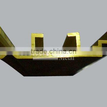 C2680, C2801 Brass Profile(Brass Profile for Windows and Doors)
