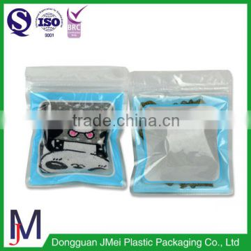 China manufactuer custom printing engineering books plastic packaging tape sealable foil bags
