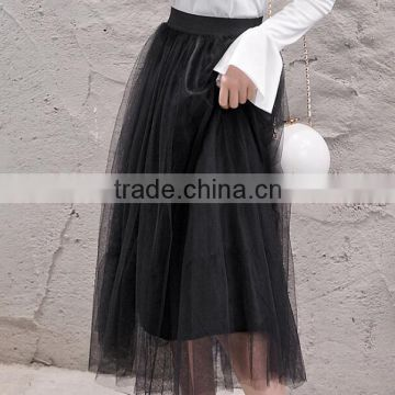 zm35753a Beautiful design women long skirts for wholesale