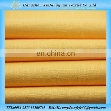 100% ramie slub fabric dyed 100% ramie dyed fabric for upholstery