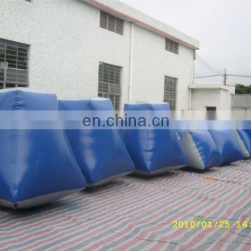 New design target shooting to be printed paintball bunker field China supplier