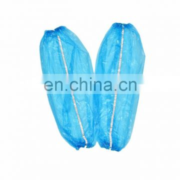 Disposable plastic Sleeve Cover/PE Oversleeves/detectable over sleeves