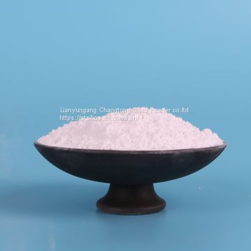 noncrystalline high whiteness fused silica powder For the road marking paint