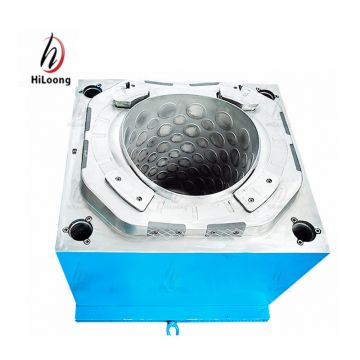 laundry basket mould plastic injection mold maker in taizhou