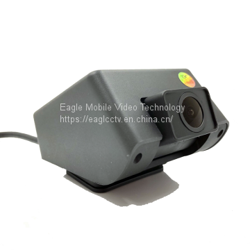 960P 1.3MP Audio Dual Lens Wide Angle Vehicle Car Camera
