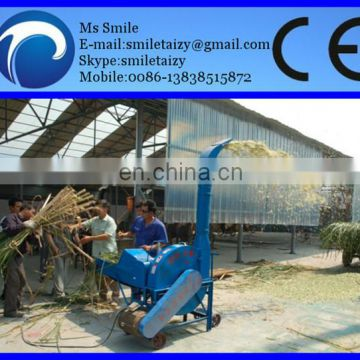 Forage crusher machine/forage chopper with low price for sale