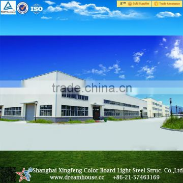 China supplier steel structure used warehouse buildings/steel structure shed/steel warehouse building kit