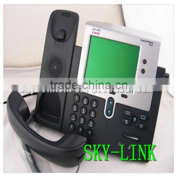 Cisco 7942G IP VoIP Telephone Phone 7942 CP-7942G Free shipping NEW