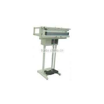 Foot Type Impulse Sealer with Cutter for Hand Type Impulse Sealers