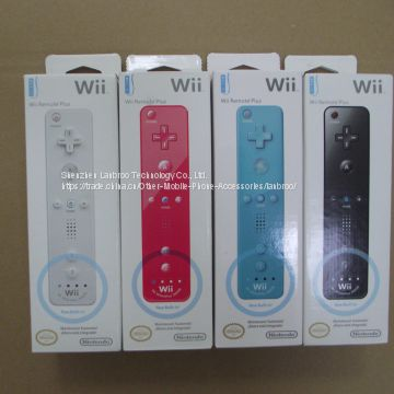 Wii Remote Controller with MotionPlus