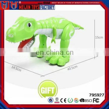 RC tyrannosaurus dinosaur toys with Lighting, sound, and music