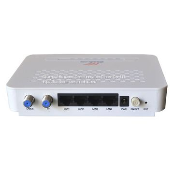 HomePlug AV solution Ethernet over Coax converter  EOC Slave modem