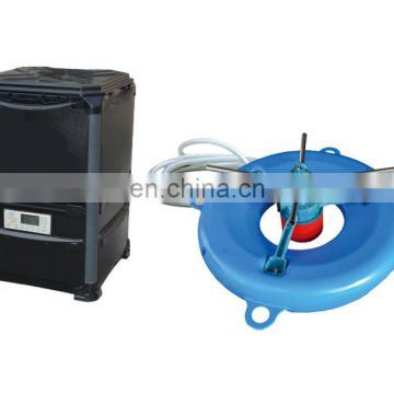 Industrial Made in China sell fish pond feeder, fish aerator machine