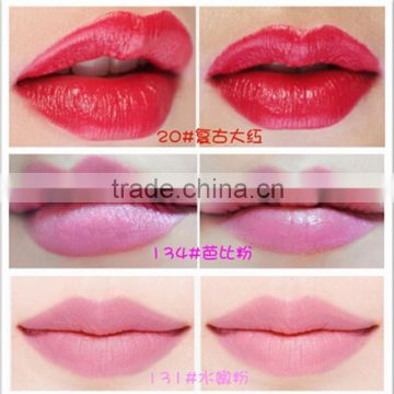 Hengfang Balm Strawberry Flavor Lipstick Moisturizing Lip Cream Lip Gloss 12 colors