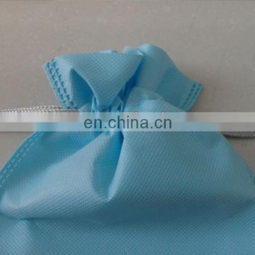 Mini portable non-woven toiletry bag