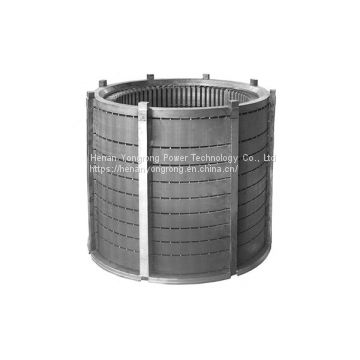 Chinese products silicon steel lamination electric motor stamping lamination stackings generator rotor stator core