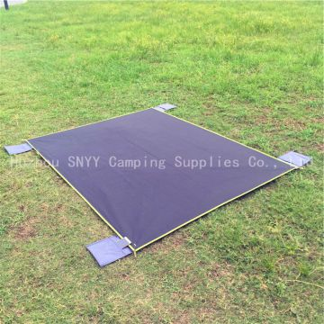 lightweight Hiking camping mat with Four bags footprint