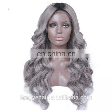 "8""-30"" Stock Natural Color Silky Straight Full Lace Wigs Top Quanlity 100% Peruvian Virgin Human Hair"
