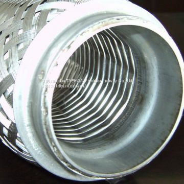 ISO/Ts16949certified Stainless Steel Flexible pipes