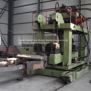 10T Fully Hydralic Four link type forging manipulator