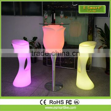Modern LED furniture 16 colors changing