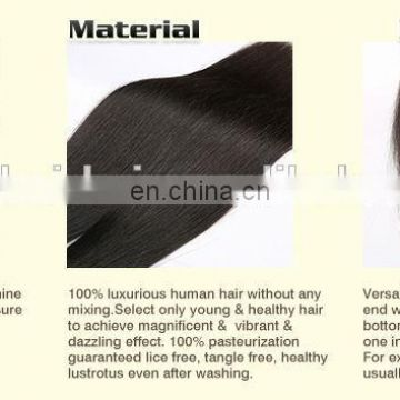 Virgin Brazilian Hair Free Sample,Expression Hair Extensions