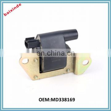 BAIXINDE Ignition Coil For Mitsubishi Pajero Montero Shogun V11 V31 4G64 1990-2004 MD338169