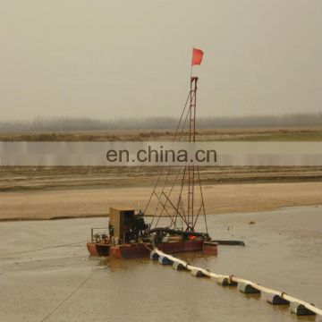 China hot sale small barges for sale used machinery for sale suction sand dredge