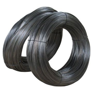 450 Oto Black Annealed Annealed Stainless Steel Wire