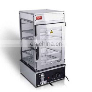 Good Feedback High Speed Commercial Food Pie Warmer/Food Display Showcase/Bread warmer