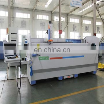 Aluminum Curtain Wall Assembly Hole CNC Drilling Milling Machine