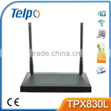 Telpo TPX820 4G Wireless Wifi Router Support USB Wireless Dongle