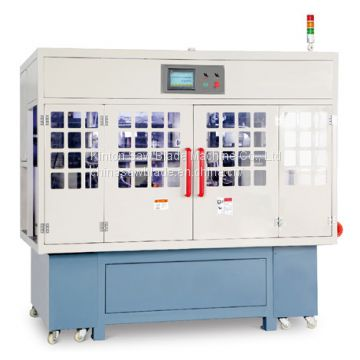 KTMGP-300Lmat Full Autoic Six Shaft Polishing Machine (Robot Arm)