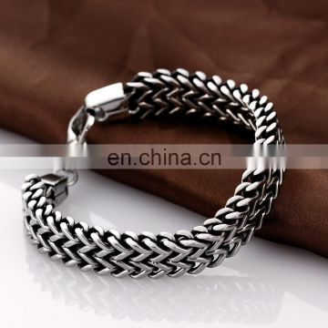 316L Stainless Steel Bracelet Hand Wrist Chain for Men Wholesale