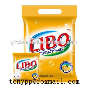 Hot Sale Washing Soap Powder for Clothes