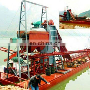 Small Chain Bucket Dredge for Sale