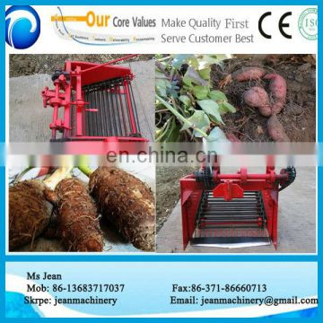 taro harvest machine