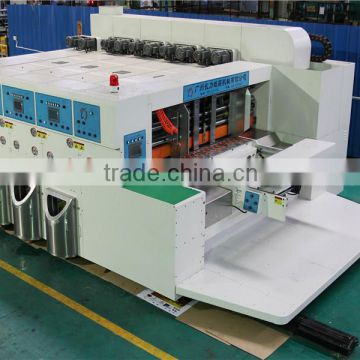 CLC-Q5 Flexo Printer Slotter Die-cutter Stacker Carton Box Making