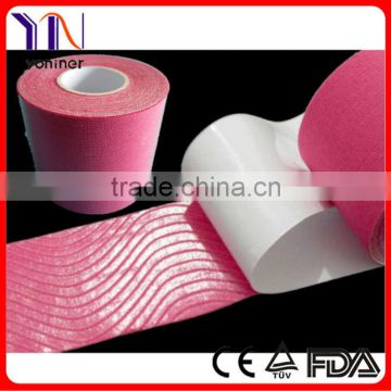 Kinesiology muscle bandage manufacturer CE FDA approved